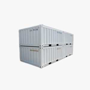 10′ Half Height Fuel Storage Tank Container