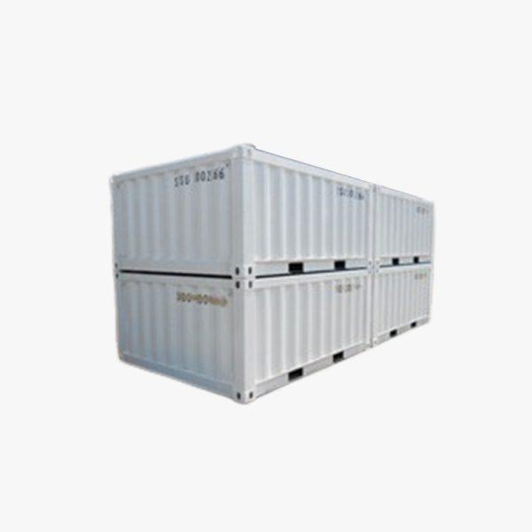 10′ Half Height Fuel Storage Tank Container