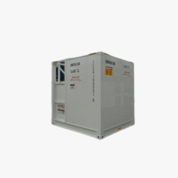 10′ High Cube Fuel Storage Tank Container