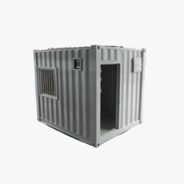 10' Accommodation Mini Shipping Container
