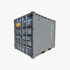 10' MINI SHIPPING CONTAINER