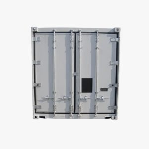 10' Refrigerated Container (White)