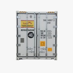 20′ High Cube Refrigerated Container