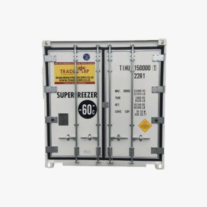 20′ Refrigerated Super Freezer Container