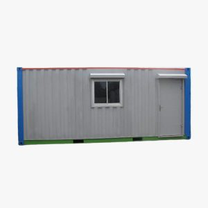 20' Accommodation Container with Bunkbed and Toilet