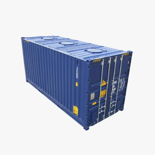 20' Bulker Shipping Container