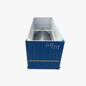 20' Coal Bin Container