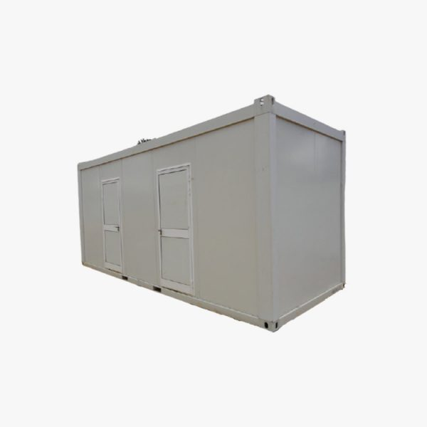 20' Flat Packs Container