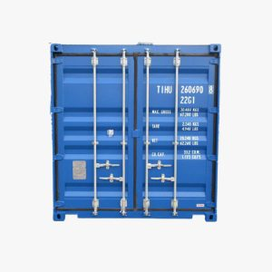 20' General Purpose Shipping Container (Blue)