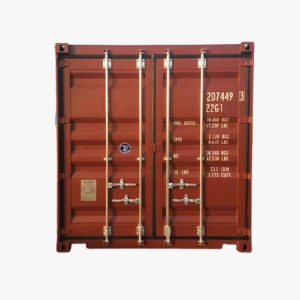 20' General Purpose Shipping Container (Brown)