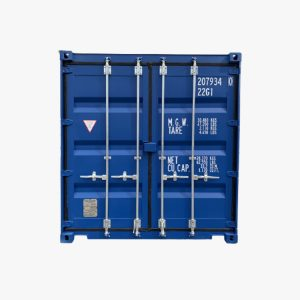 20' General Purpose Shipping Container (Gentian Blue)