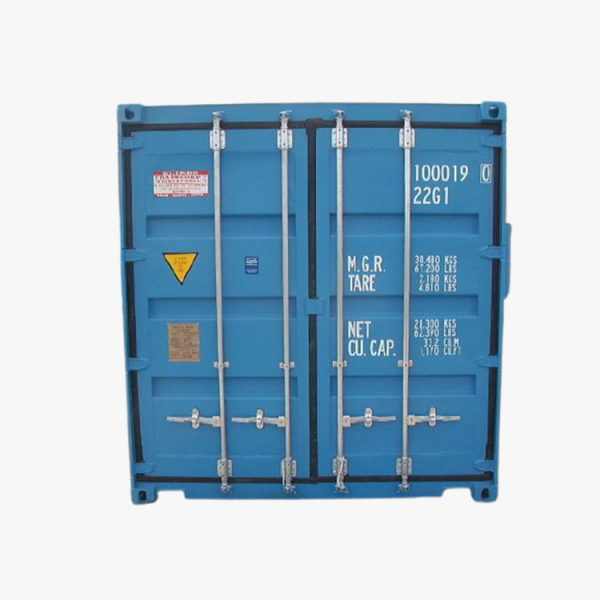 20' General Purpose Shipping Container (Sky Blue)