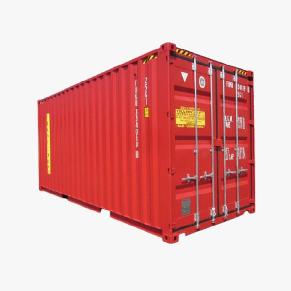 20 HIGH CUBE SHIPPING CONTAINER