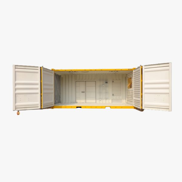 20' High Cube Generator Container