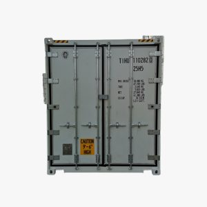 20' High Cube Insulated Container (White)