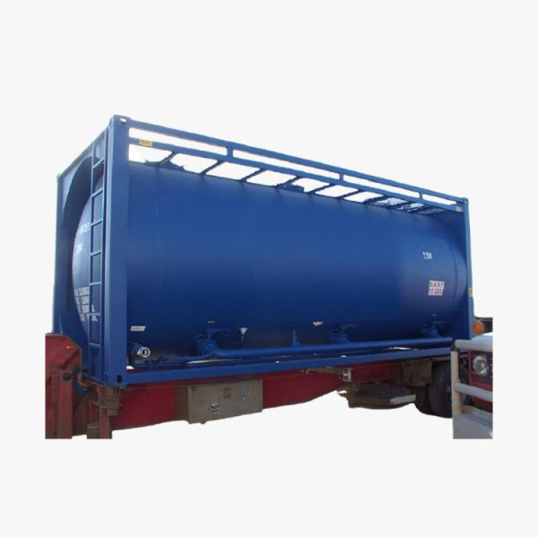 20' ISO Cement Tank Container