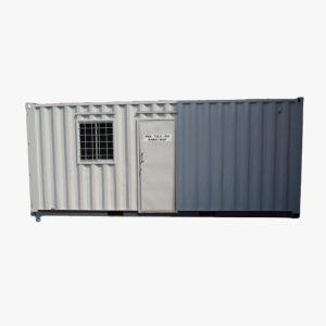 20' Inpatient Room Container