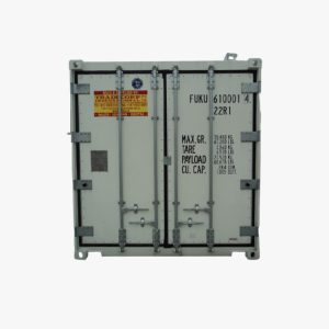 20' Refrigerated Container (White)