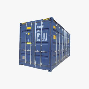 20' SIDE OPENING HIGH CUBE SHIPPING CONTAINER