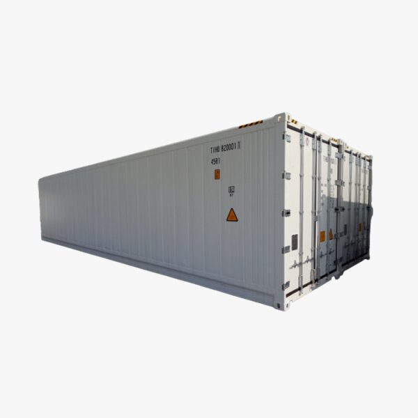 40′ High Cube Refrigerated Container