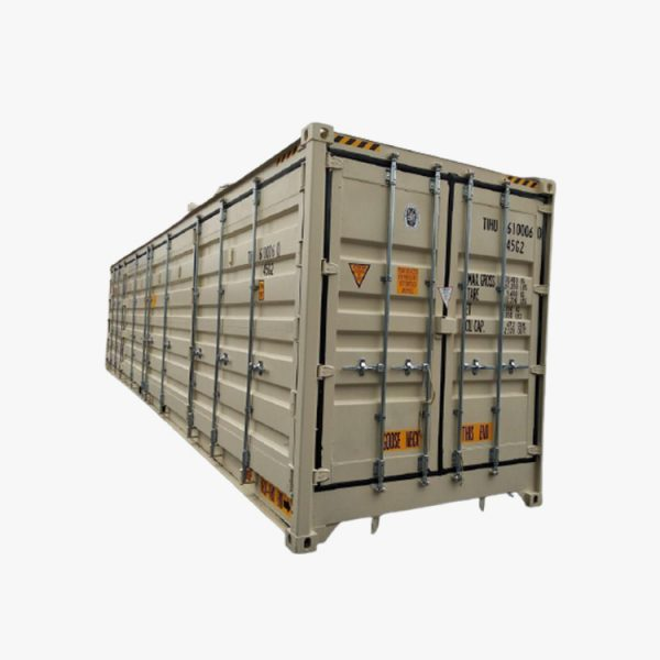 40' Side Opening High Cube Shipping Container
