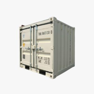6' Mini Shipping Container