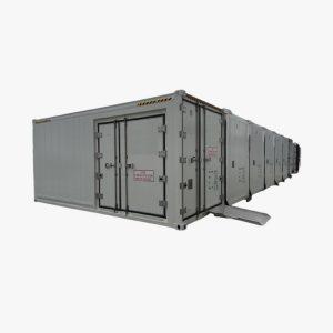 Cold Storage Complex