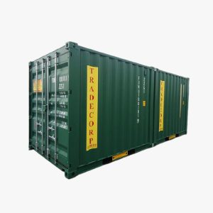 Miniset Mini Shipping Container