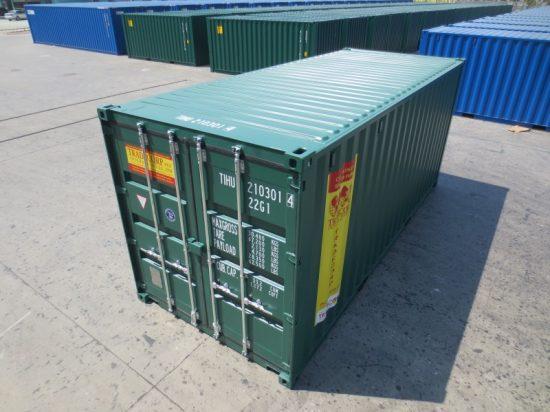 sekedar menjual kontainer