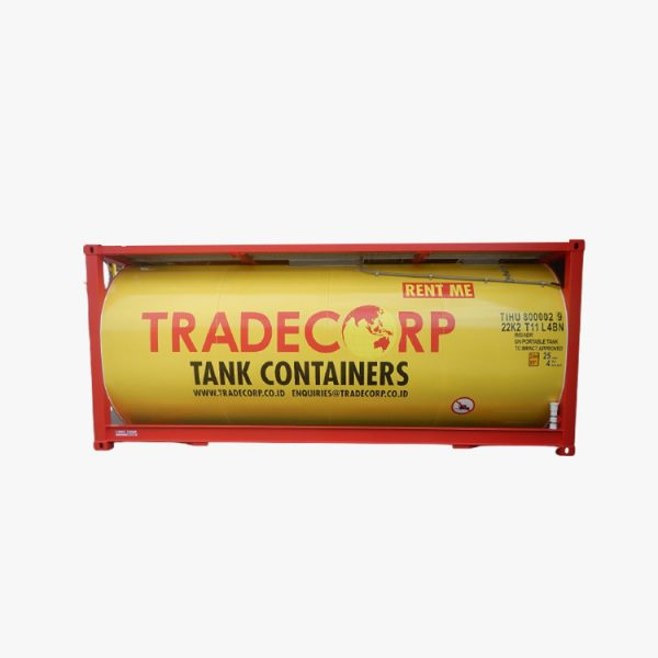 iso tank container