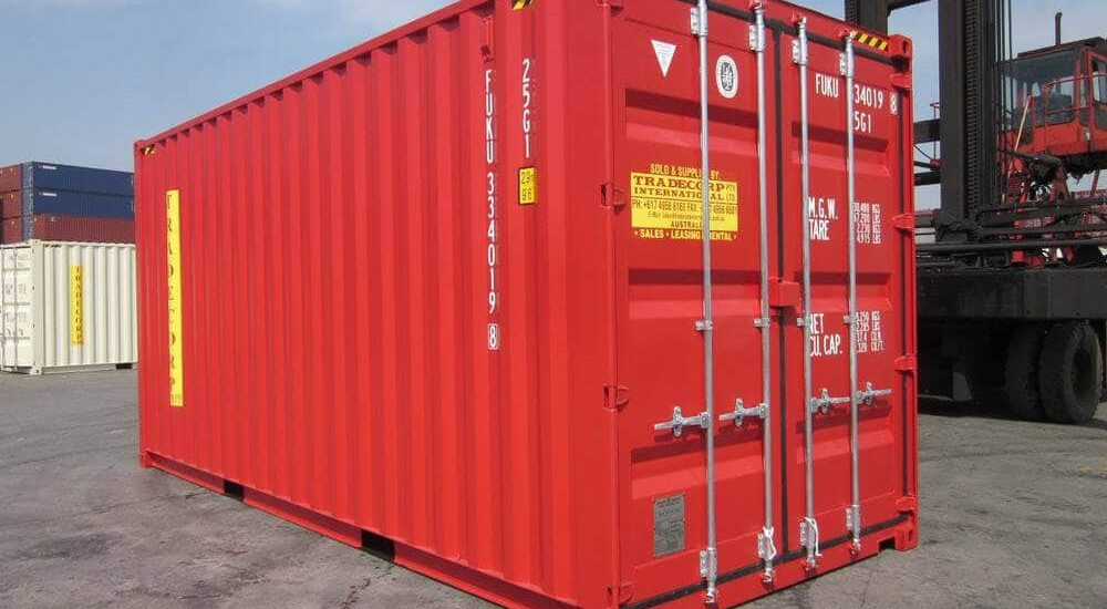 high cube shipping container 20 feet for sale and rent