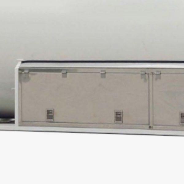 20' T75 Cryogenic Tank