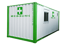 medical container tci