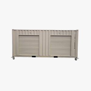 20' DC Storage Container 2 Roller Door