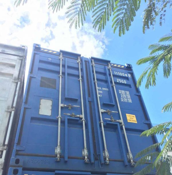 20' High Cube DNV Containers