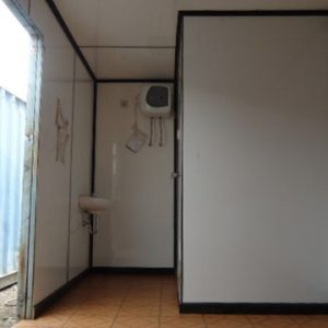 20' Office & Toilet