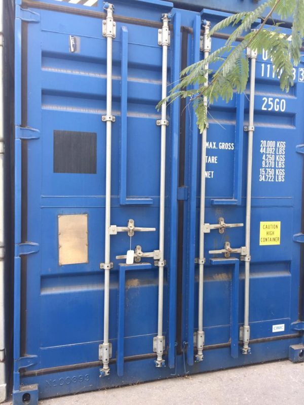 20' DNV Standard Containers