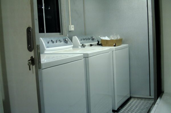 20' Laundry Unit