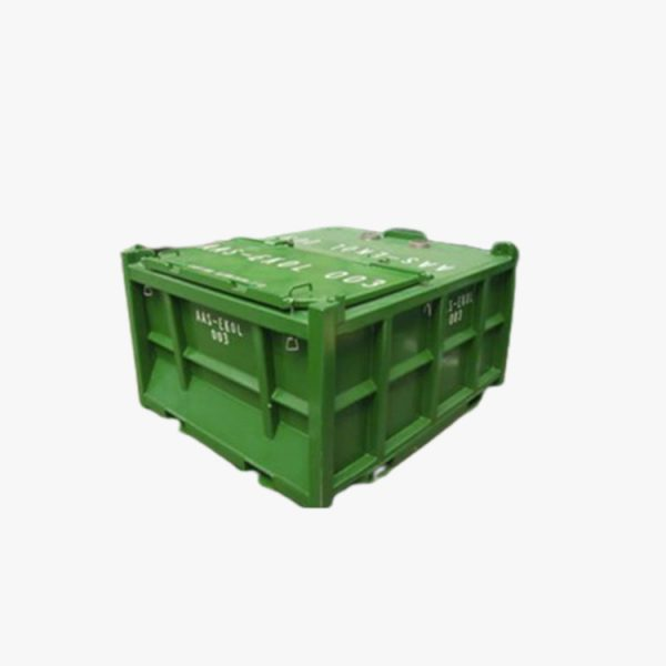 DNV Mud Cutting Box