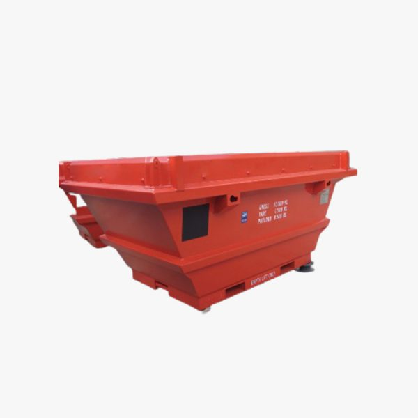 DNV Waste Skip