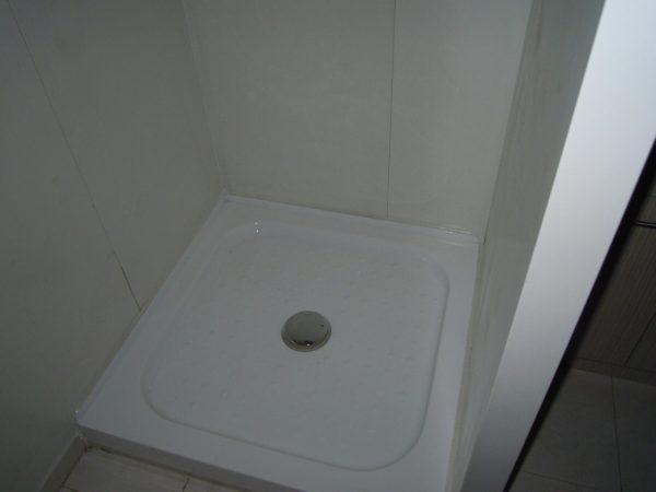 20' Sleeper & Toilet Unit