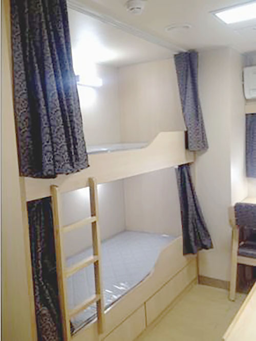 20 DNV Accommodation