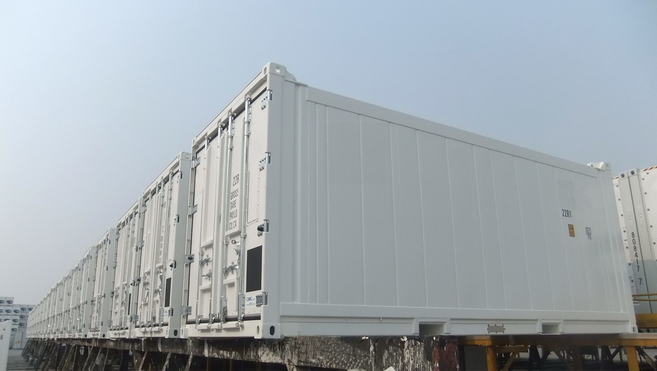 dnv container
